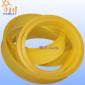 PU材质密封胶条 聚氨酯刮条滚筒工业皮带表面所加PU胶原材料