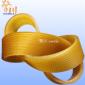 半透明PU多契带 聚氨酯多沟带 牵引机传动带电线电缆行业皮带
