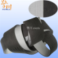 单面毛毡输送带 PVC传送带 工业输送皮带批发 厂家定做