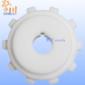 POM塑料链轮 输送链轮 尼龙齿轮 不锈钢传动链轮 定做